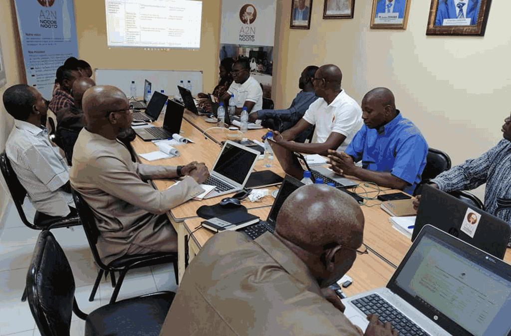 Atelier interne de travail sur l'élaboration de son DOS 2019-2023