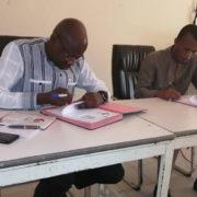 Signature de convention Mairie de Dori-A2N