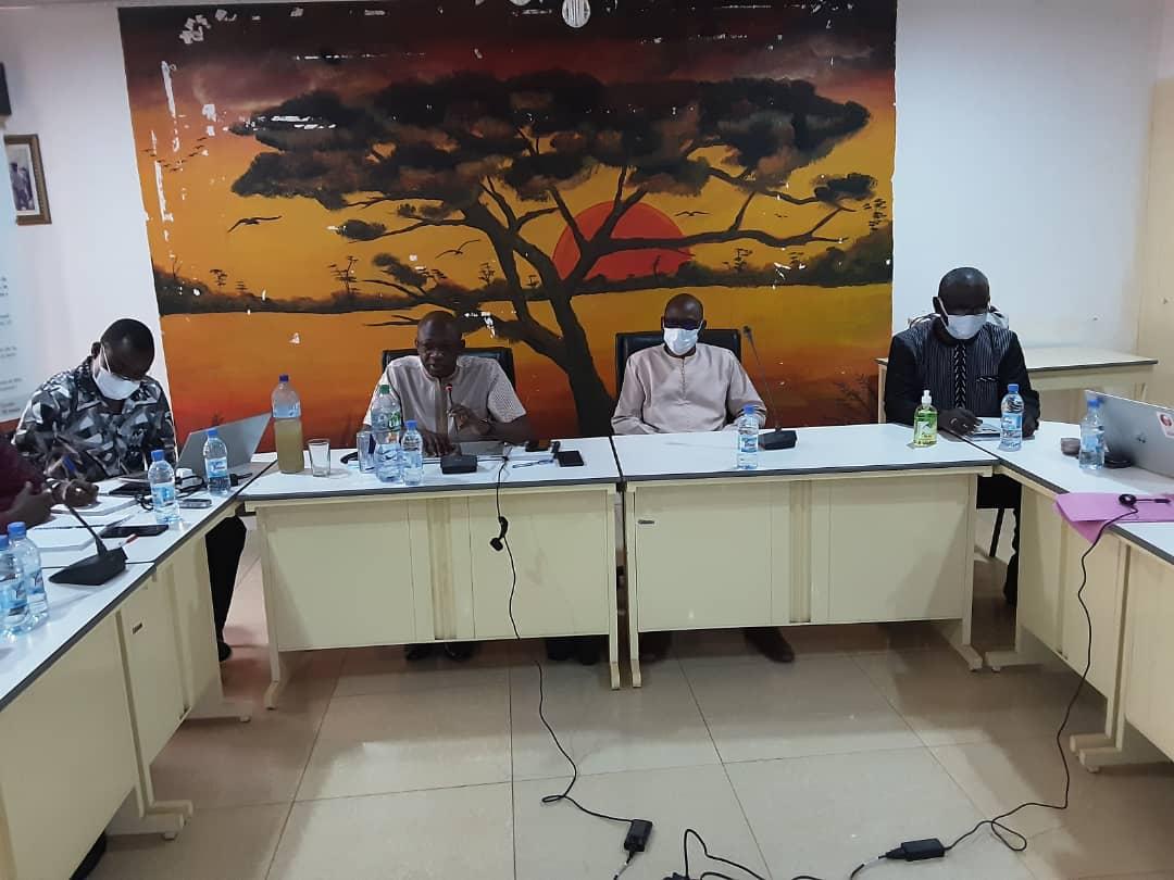 Assemblée générale du personnel de l'Association Nodde Nooto (A2N)